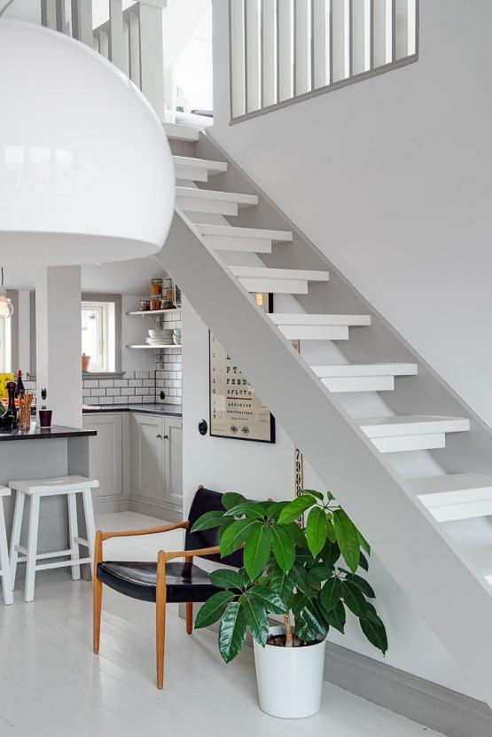 19 Escaleras En Pisos N 243 Rdicos Blog Decoraci 243 N Estilo