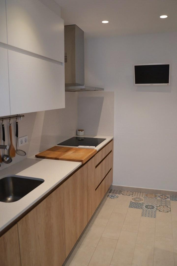 Hogares de nuestros lectores piso en zaragoza blog - Amueblar piso low cost ...