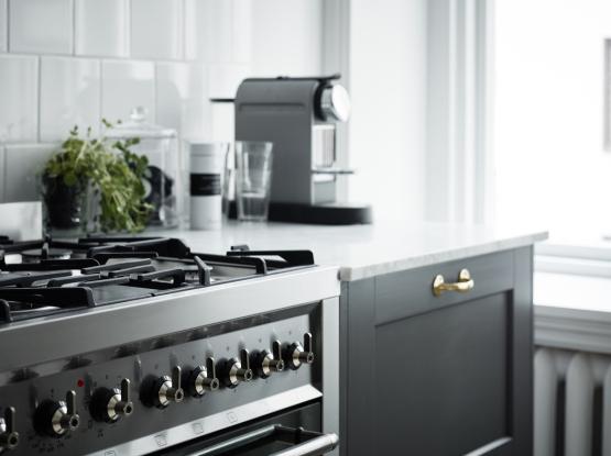 marmol en decoracin marmol cocinas modernas estilo nrdico estilo minimalista encimeras y en la cocina