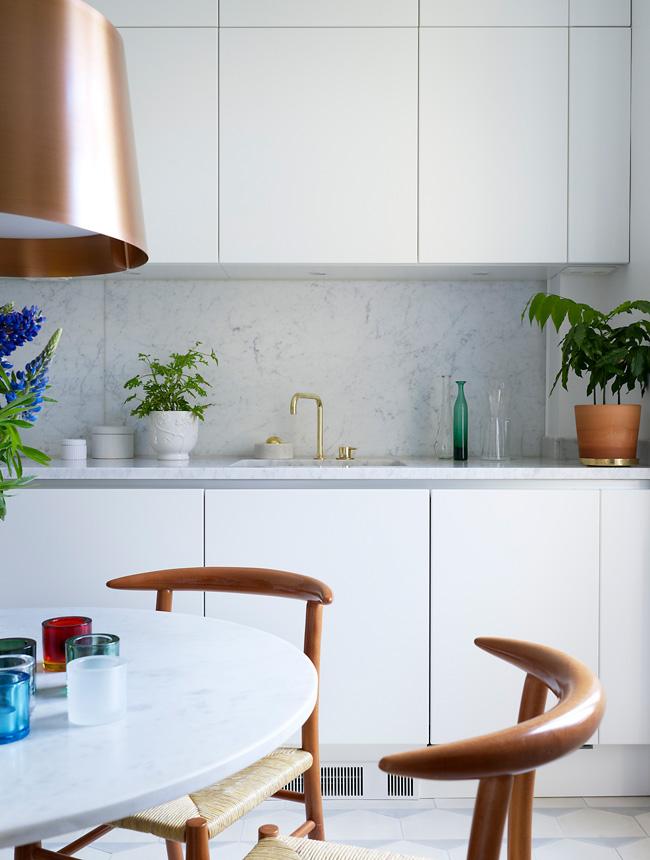 Encimeras y revestimientos en la cocina de m rmol blog - Marmol en cocina ...