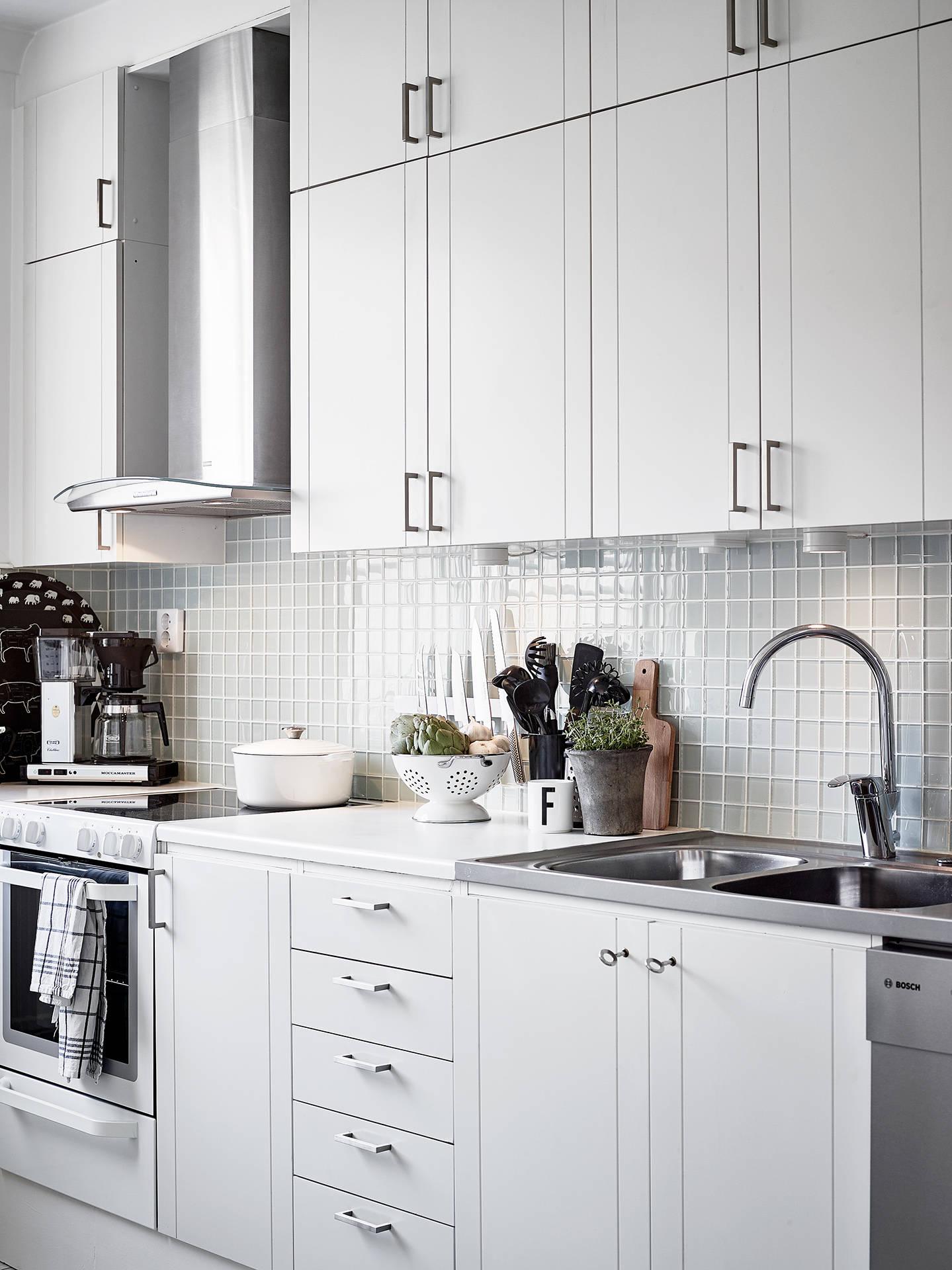 5 razones por las que elegir una cocina blanca blog for Cocinas modernas blancas 2016