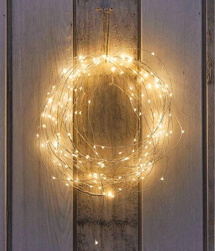 luces de navidad luces blancas cadenas guirnaldas guirnaldas de navidad estilo nórdico escandinavo estilismo navidad nordico el corte ingles luces navidad decoración nordica navidad decoración en blanco blog decoración nórdica