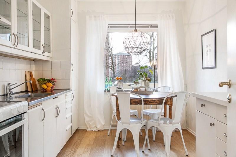 Suelo laminado para la cocina blog tienda decoraci n - Suelo madera cocina ...