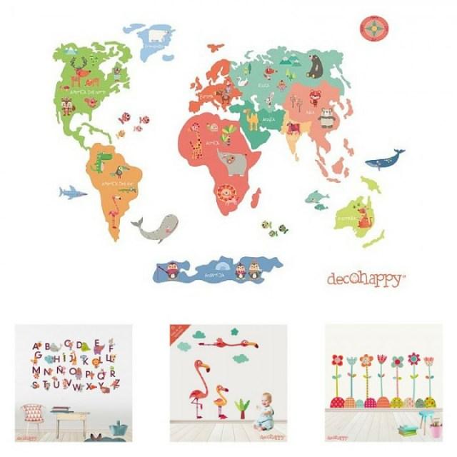 Decohappy - Vinilos infantiles y decorativos