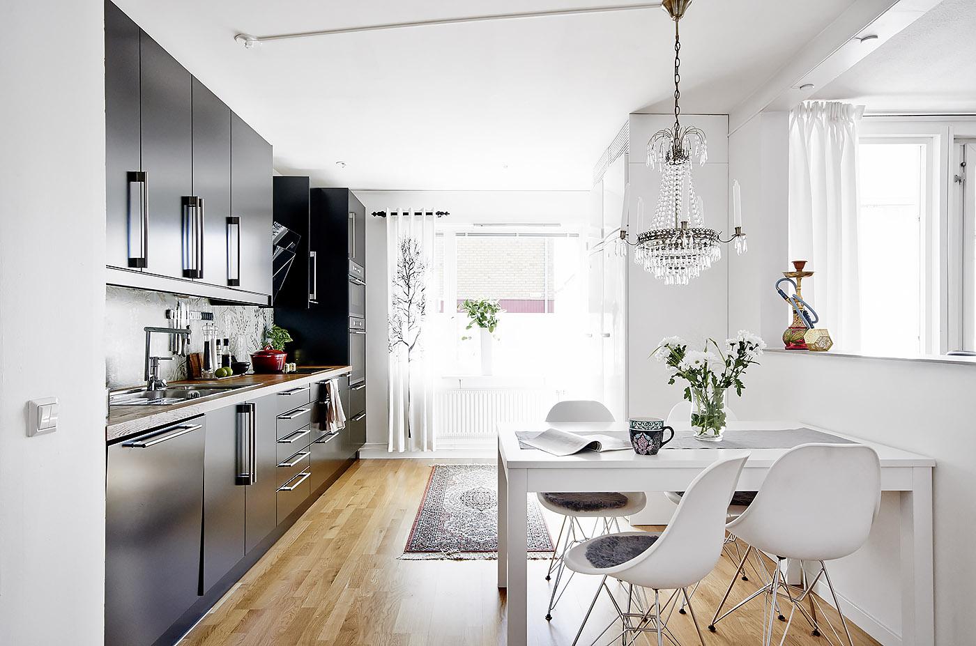 lamparas chandelier lamparas araa interiores minipisos estilo nrdico escandinavo decoracin pisos pequeos decoracin moderna decoracin elegante