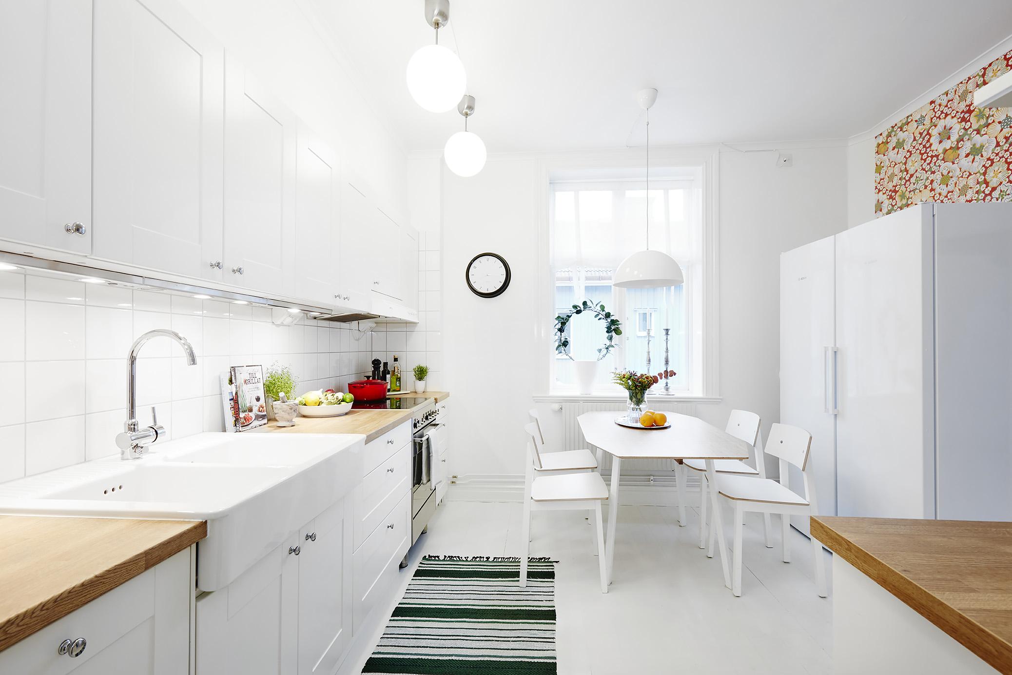 Iluminaci n extra en la cocina blog tienda decoraci n - Cocinas nordicas ...