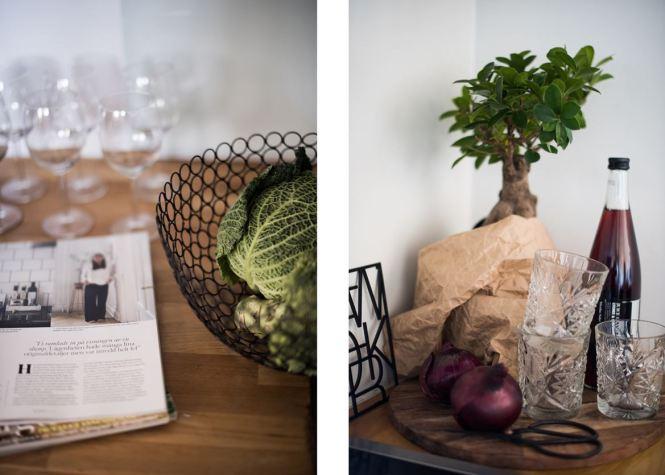 mini piso distribución mini piso decoración Mini piso con isla estilo nórdico escandinavo decoración interiores cocinas pequeñas cocinas nordicas abiertas cocinas blancas blog decoración nórdica