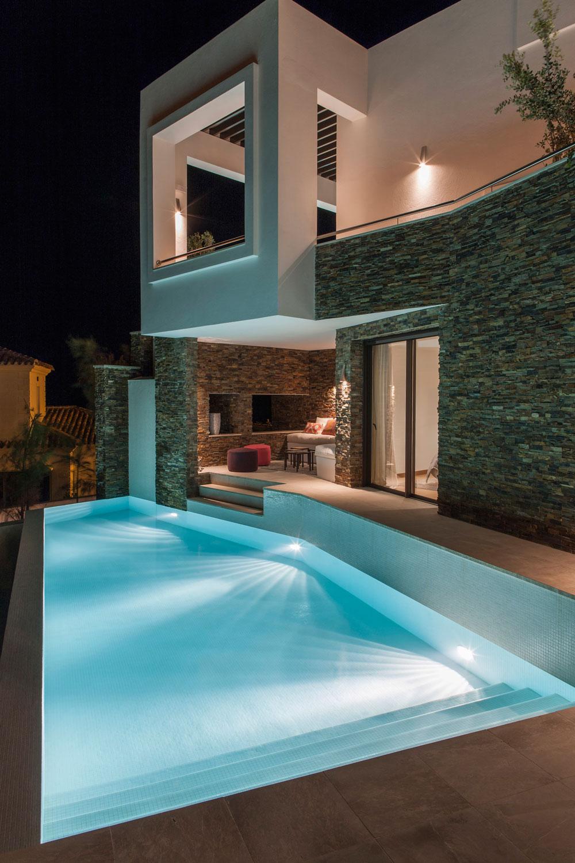 Arquitectura contempor nea en marbella blog tienda - Decoracion de interiores malaga ...