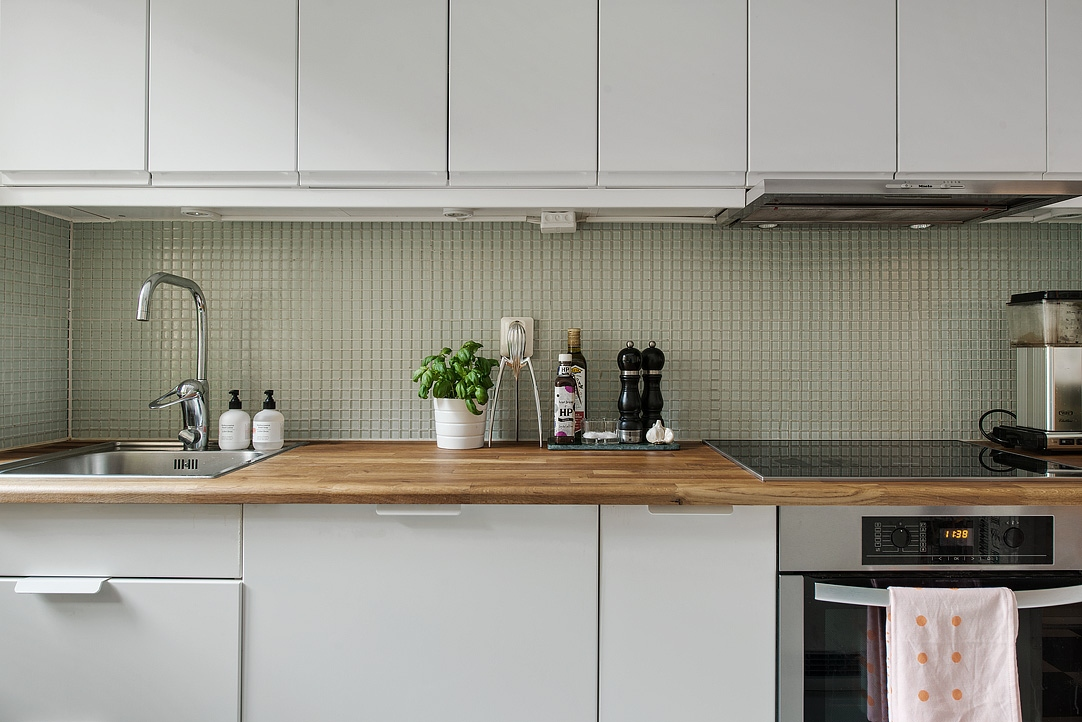cocinas papel de pared pintado papel de pared para cocinas estilo nrdico decoracin cocinas cocinas