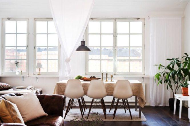 sofa chester Loft en antigua fábrica distribución diáfana diseño distribución de lofts decoración vintage decoración lofts decoración interiores blog estilo nórdico