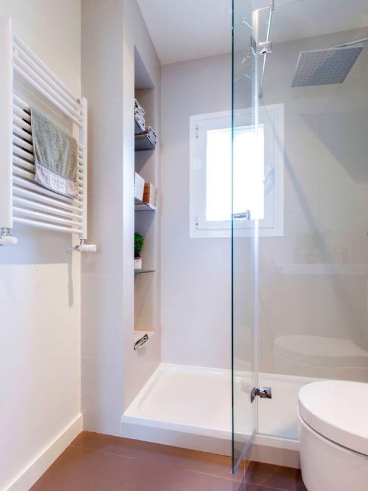 Piso de estilo n rdico en madrid blog tienda decoraci n for Muebles para dentro ducha