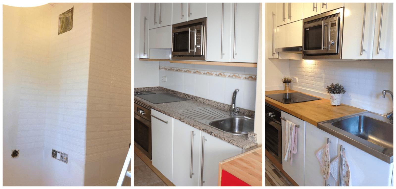 DIY – Cambios en la cocina sin obras - Blog tienda decoración estilo ...