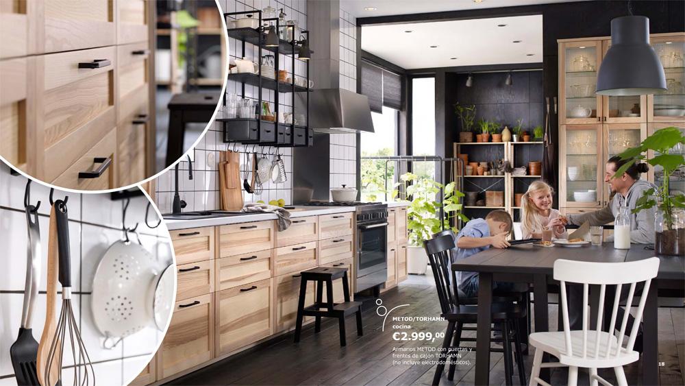 Nuevo catálogo Ikea 2017 – novedades - Blog tienda decoración estilo ...