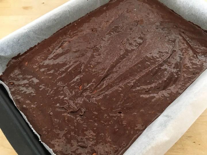 recetas postres delikatissen recetas dulces aguacate postres caseros cacao Brownie de aguacate brownie casero brownie cacao bizcocho jugoso