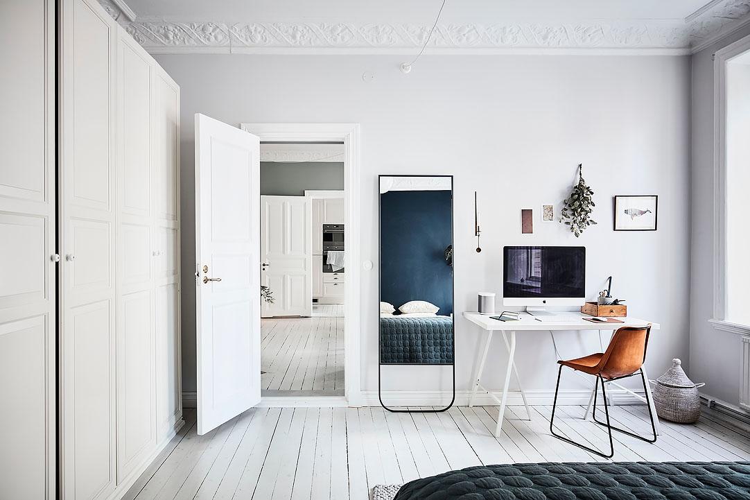 Cálidos detalles en un piso nórdico - Blog decoración estilo ...