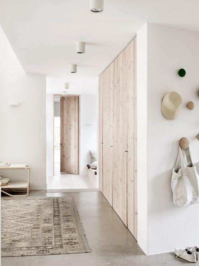 Tranquilidad y armonía con tonos neutros muebles de diseño estilo sueco estilo moderno estilo minimalista decoración nórdica blog decoración neutros decoración misma gama cromatica decoración beige casa sueca acabados modernos