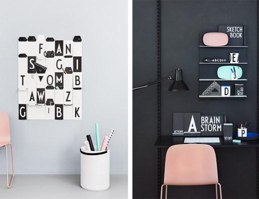 accesorios oficina, blog diseño danés, compra diseño online, design letters, diseño danés, diseño escandinavo, diseño nórdico, marcas nordicas, productos hogar, vuelta al cole
