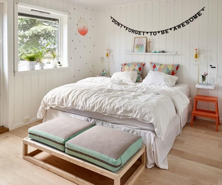 láminas y posters estilo nórdico diy decoración colores frescos decoración blanco cojines hechos a mano casa noruega blog decoración nórdica