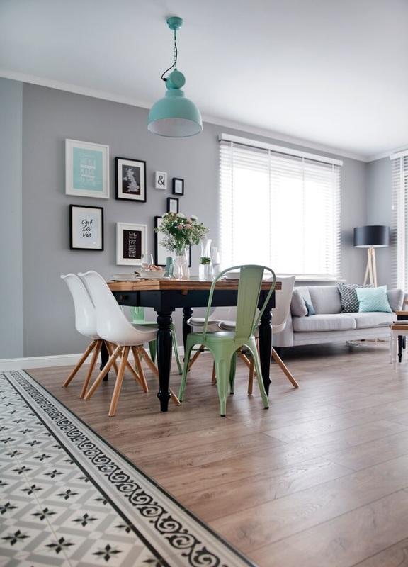 Boho Rustic Living Room