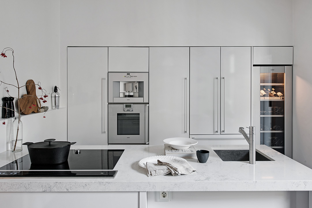 Muebles de cocina empotrados - Blog tienda decoración estilo nórdico -