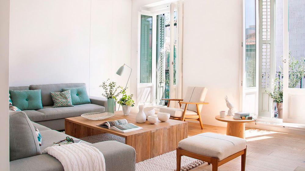 Moderna reforma en madrid blog tienda decoraci n estilo - Reforma de interiores ...
