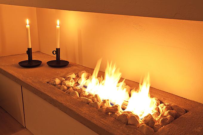 un saln con chimenea de bioetanol decoracin salones decoracin pisos pequeos decoracin dplex chimeneas modernas chimenea