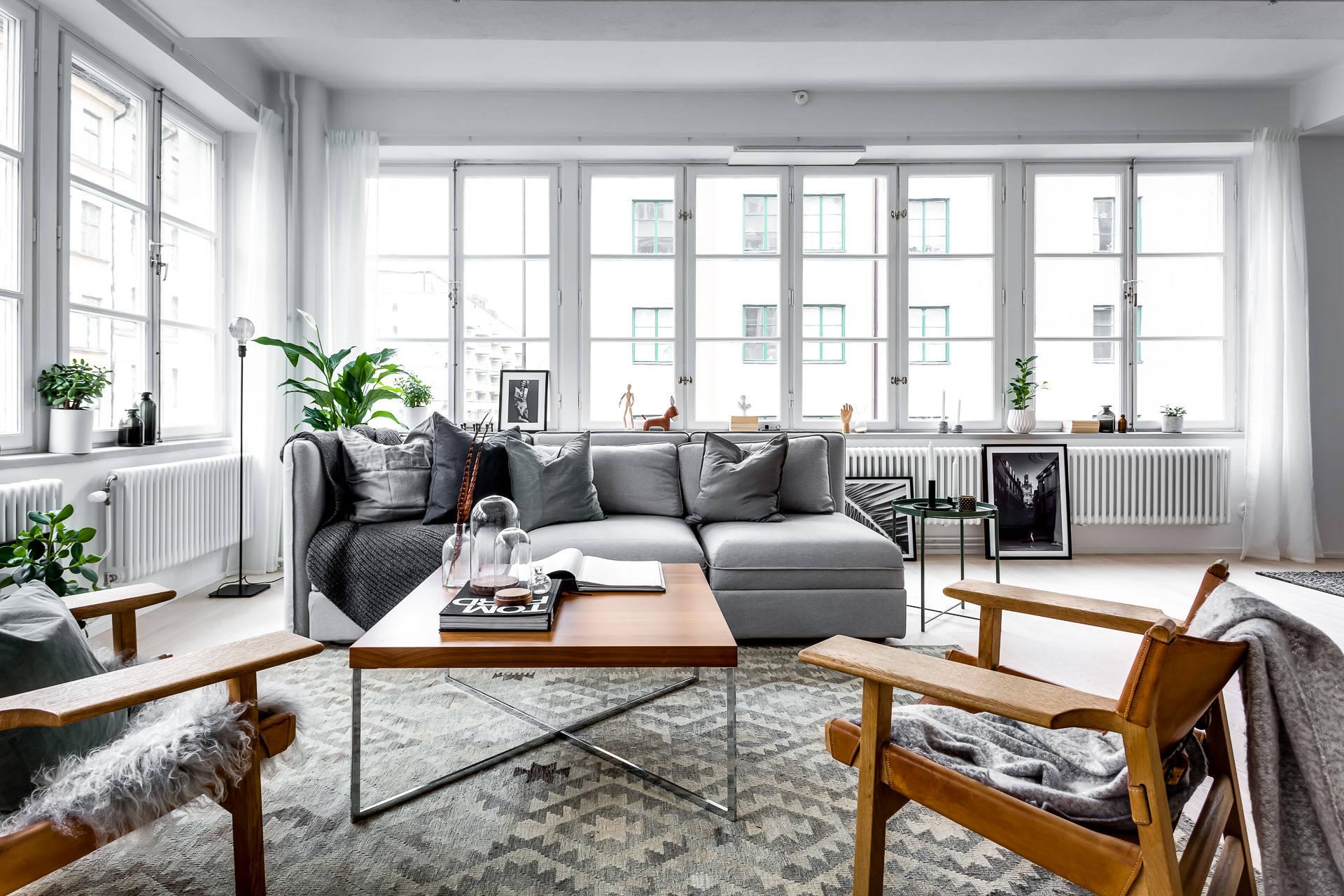 Apartamento Tipo Loft Con Grandes Ventanales Blog Tienda
