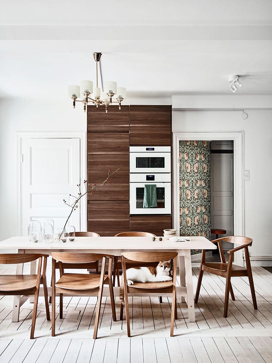 Sofisticada Mezcla En Un Apartamento Sueco Delikatissen Bloglovin  # Muebles Mio Suecos