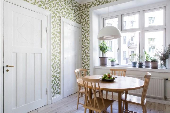 textiles suelo papel pintado floral papel de pared estampados interiores complementos hogar blog decoración nórdica accesorios hogar