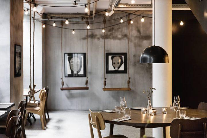 restaurante Väkst copenhague nye nordiskmad nueva cocina nórdica estilo nórdico estilo escandinavo decoración restaurantes nórdicos decoración locales comerciales blog decoración restaurantes