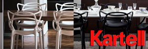sillas masters - kartell