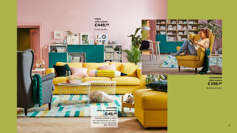 nuevo cat logo ikea 2018 novedades blog tienda. Black Bedroom Furniture Sets. Home Design Ideas