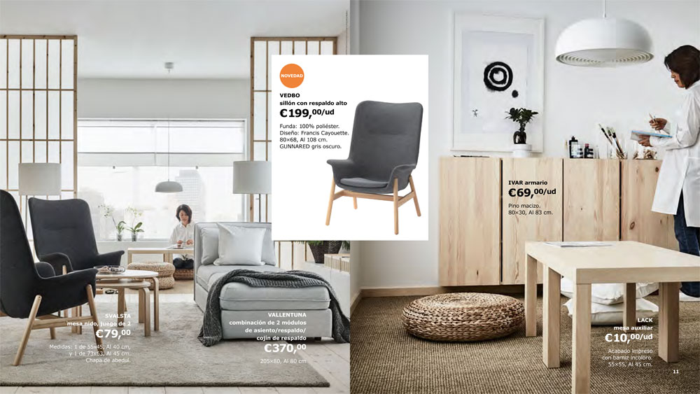 nuevo cat logo ikea 2018 novedades blog tienda decoraci n estilo n rdico delikatissen. Black Bedroom Furniture Sets. Home Design Ideas