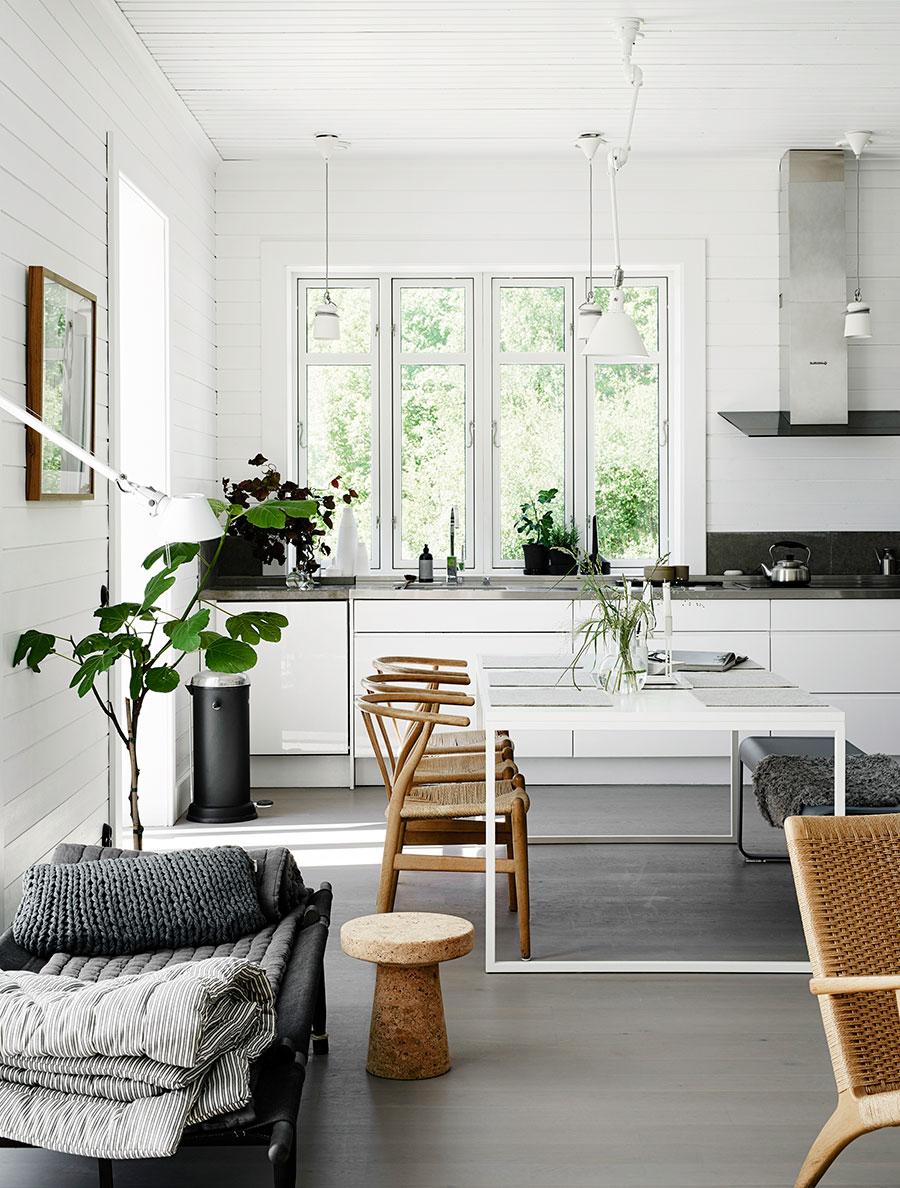 La casa minimalista de una estilista de interiores n rdica for Casa estilo nordico minimalista