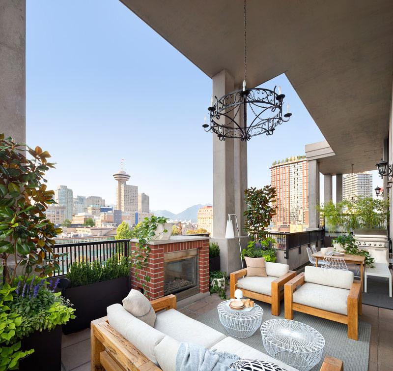 F 225 Ntastico Apartamento Loft En Vancouver Canad 225 Blog