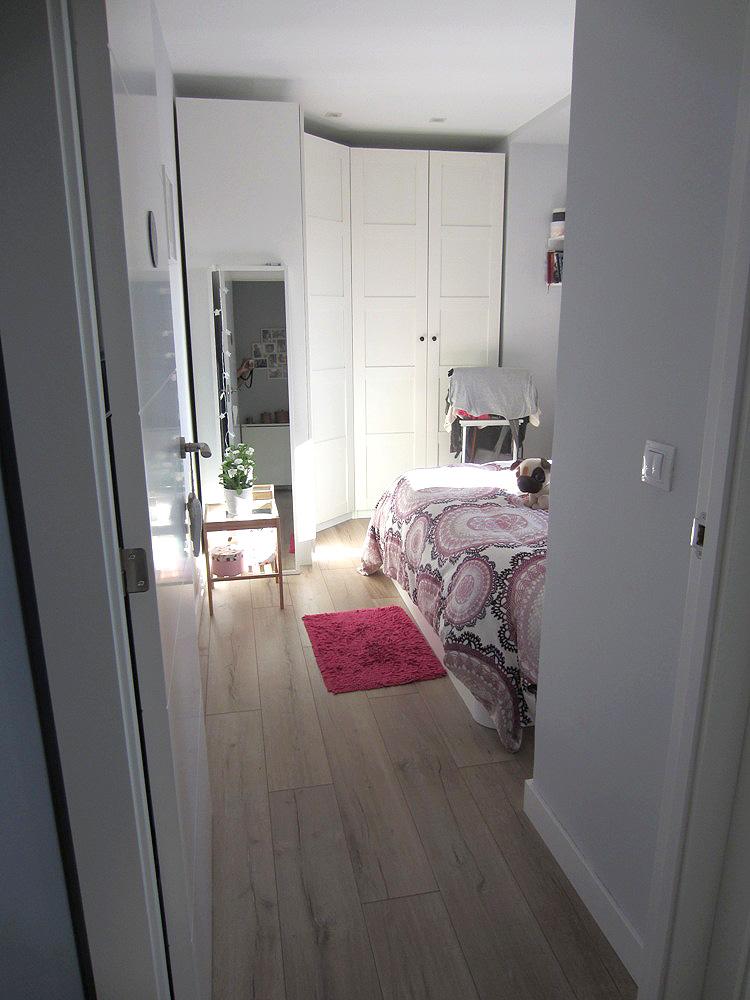 Hogares de nuestros lectores el peque o piso reformado for Ver pisos decorados
