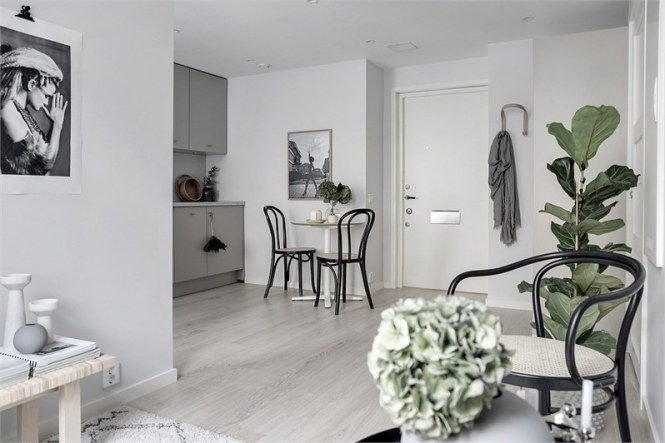 puertas de cristal pared divisoria cristal Pared corredera de cristal estilo nórdico estilo escandinavo decoración pisos pequeños decoración minipisos