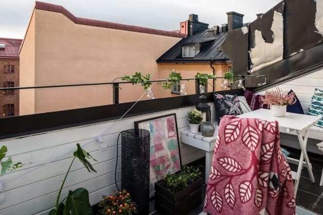 estilo nórdico decoración interiores decoración áticos blog decoración ático planta abierta ático pequeño atico nórdico ático diáfano
