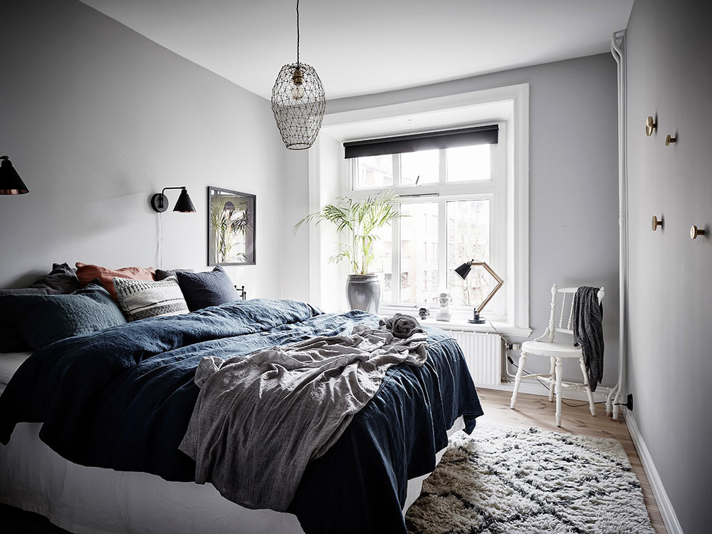 5 claves para un dormitorio de estilo n rdico blog for Juego de dormitorio estilo nordico