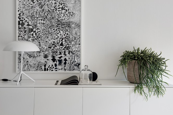 sillas eames dsr puertas correderas muebles de diseño mesa comedor ikea decoración interiores decoración comedor Comedor sobrio y elegante comedor nórdico comedor escandinavo