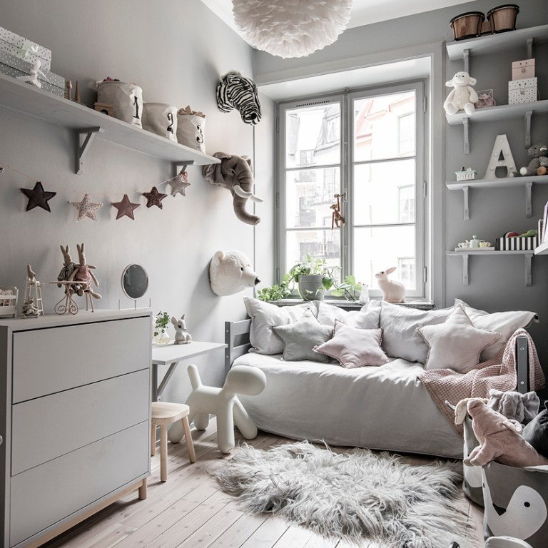 Decoraci n habitaci n infantil blog tienda decoraci n for Habitacion infantil estilo nordico