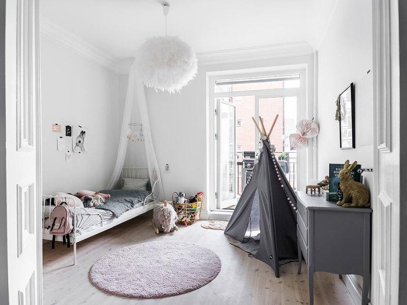 4 Claves Para Una Habitacion Infantil De Estilo Escandinavo Blog - Decoracion-habitaciones-nios