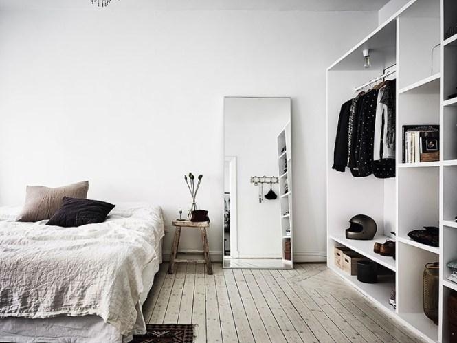 vestidor nórdico vestidor trucos vestidores estilo escandinavo diseño vestidor decoración walkin closet decoración vestidor consejos vestidores armario nórdico