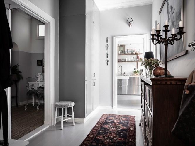 Papel pintado papel de pared cocinas suecas cocinas nórdicas