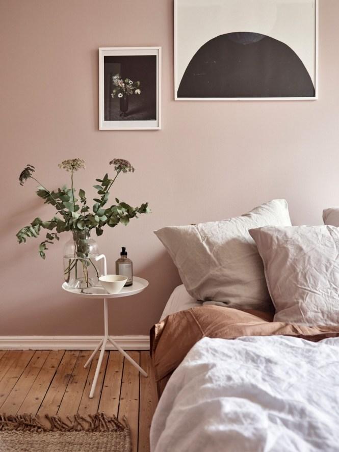 rosa moderno deco rosa en decoración estilo nórdico dormitorio rosa dormitorio femenino dormitorio chicas decoración dormitorios juveniles decoración colores pastel