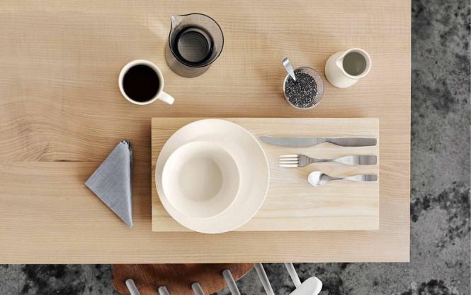Serie Teema de iittala porcelana calidad estilismo menaje hogar diseño nórdico diseño finlandés diseño escandinavo articulos menaje nordico accesorios hogar
