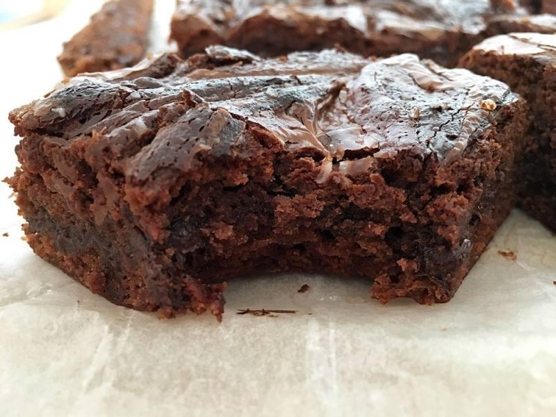 postres con nutella Nutella Brownies bizcocho de chocolate bizcocho con nutella