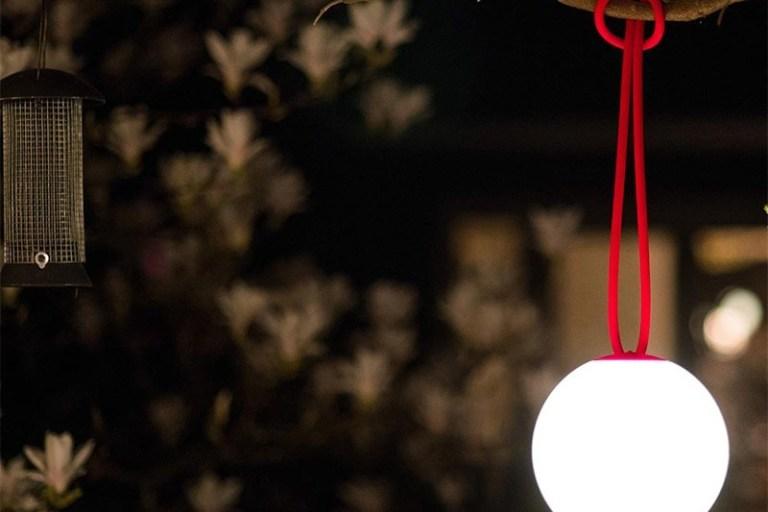 lámparas recargables lámparas portátiles lámparas de exterior lámparas de diseño lámpara inalámbrica diseño holandés