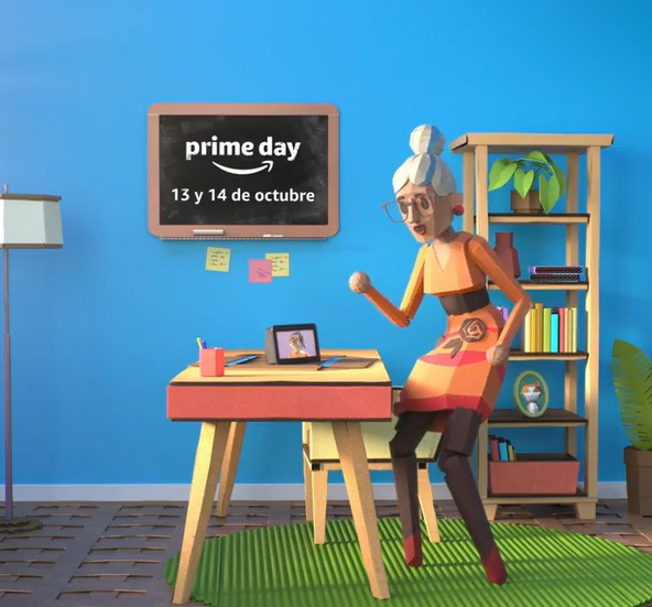 Amazon Prime Day vuelve el 13 y 14 de octubre