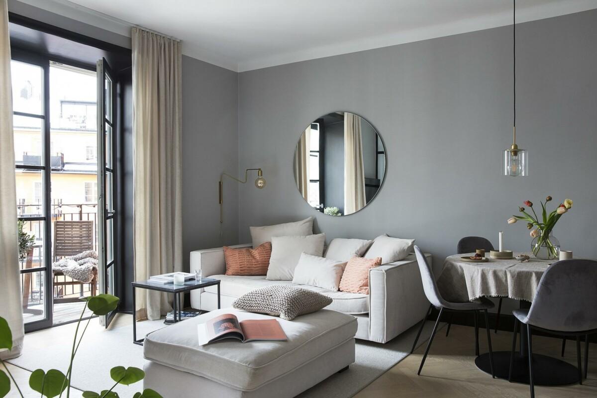 40 m² perfectamente diseñados